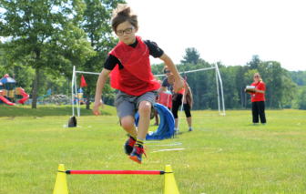 Field Day (Grade 2-5)
