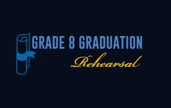Eighth Grade Graduation Practice