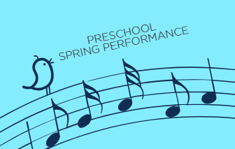 Preschool Spring Program