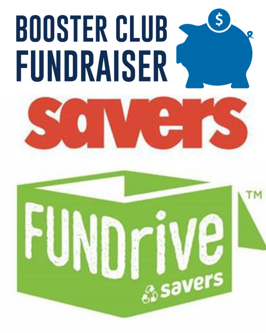 SAVERS Fundrive (Booster Club Fundraiser)
