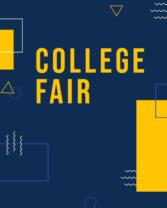 2021 NEACAC College Fair